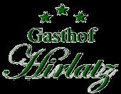Logo Gasthof Hirlatz